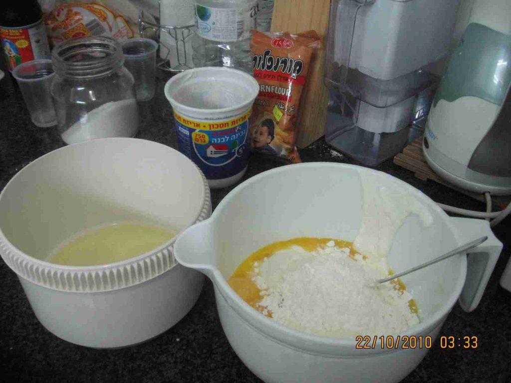 מתכון להכנת עוגת גבינה