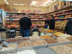תמונה מסיור קולינרי בשוק מחנה יהודה בירושילים
